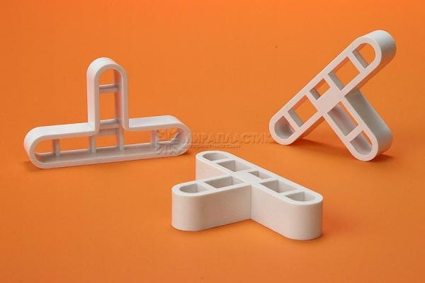 Крестики для клинкерной плитки и кирпича