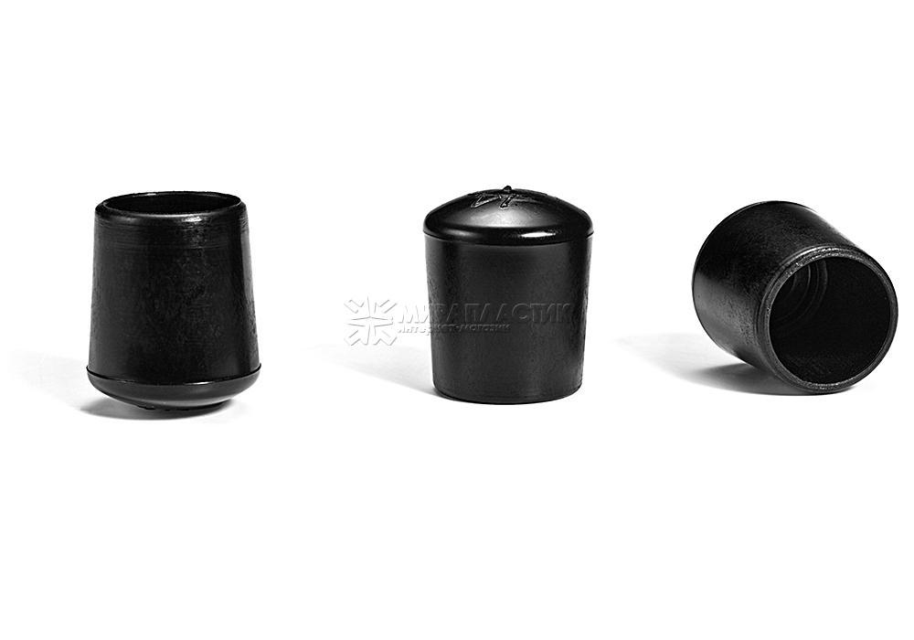 Заглушка наружная круглая 16 мм