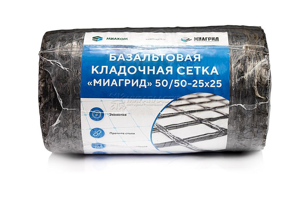 базальтовая сетка для кладки