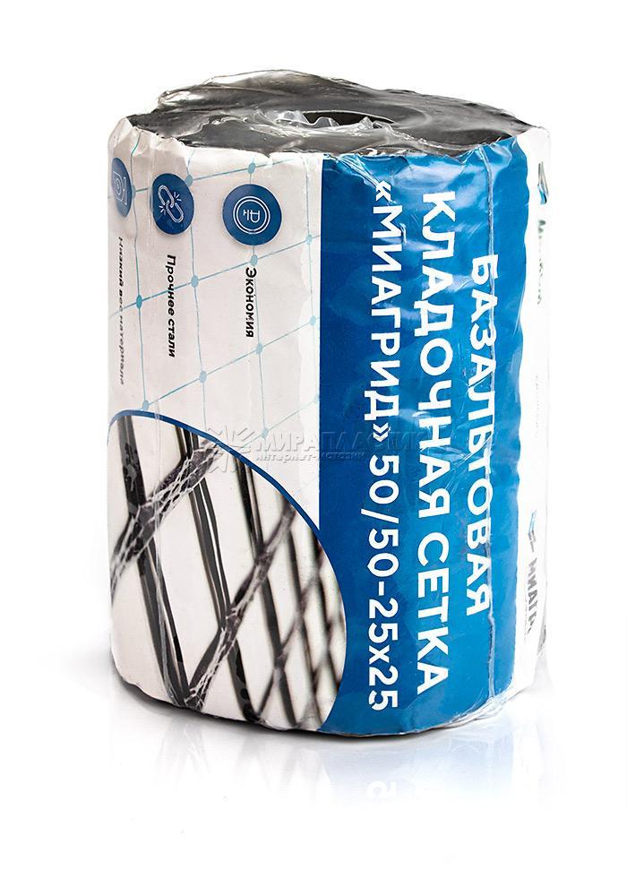 базальтовая сетка для газобетона
